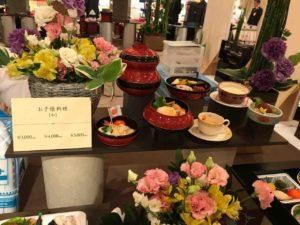 熱田神宮の大結婚で展示されていた子供料理の新幹線プレート。