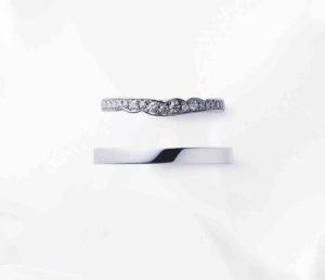 俄(NIWAKA)の結婚指輪